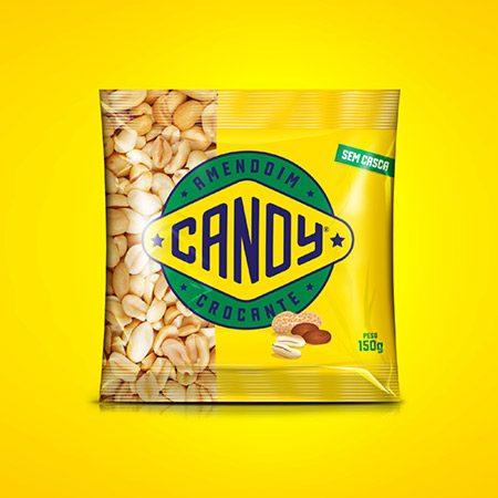 Amendoim crocante amendo candy pacote150g 1
