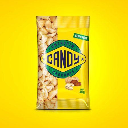 Amendoim crocante amendo candy pacote40g 1
