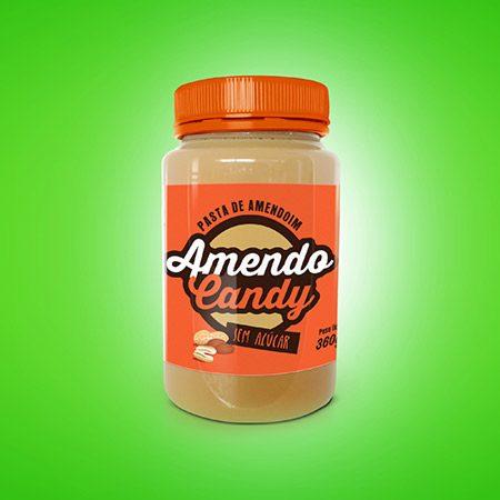 Pasta Amendo Candy sem acucar 1